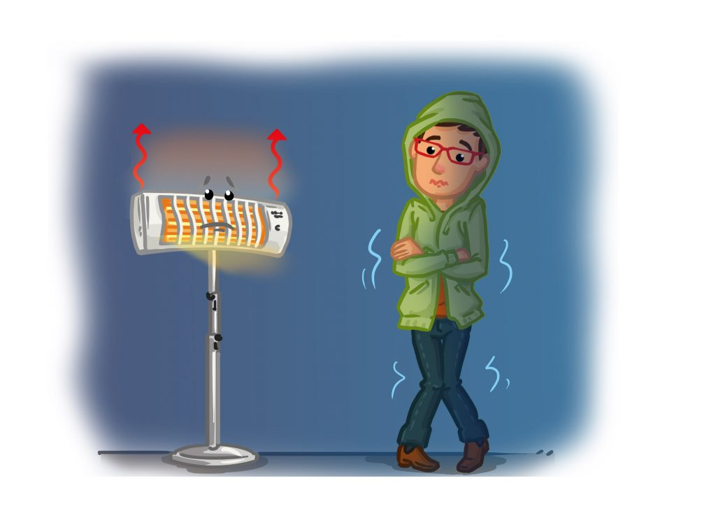 Unterschiede und Besonderheiten bei elektrischen Terrassenheizstrahler